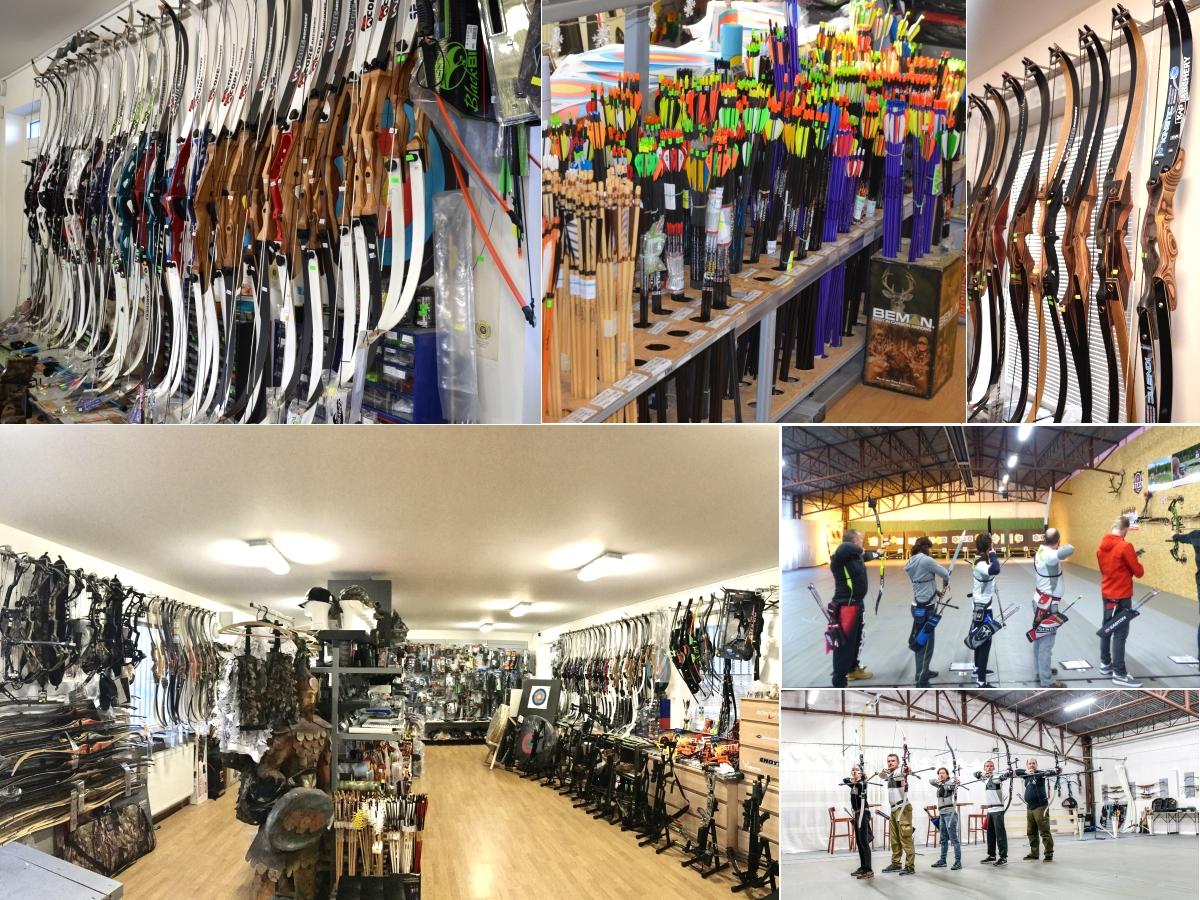 44d7662d5 Sme prvý a od roku 2008 aj najväčší profesionálny kamenný lukostrelecký  obchod v SR pod vedením majiteľa s viac ako 25-ročnými skúsenosťami so  športovou ...