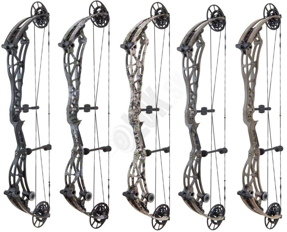 LUK sk - Kladkový luk BOWTECH Reckoning na lov aj terčovú